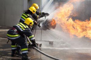 Ethisch leiderschap werd onderzocht bij de brandweer