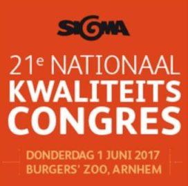 21e Nationaal Kwaliteitscongres – 1 juni 2017