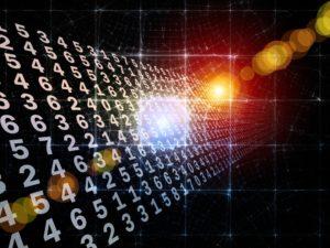 data - digital - algoritme