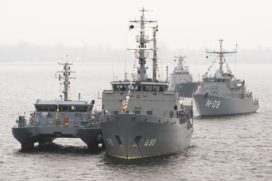 Hoe de U.S. Navy zichzelf opnieuw uitvindt