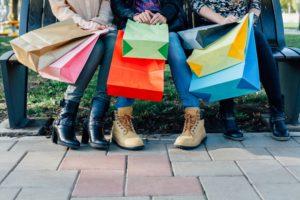 klanten - customers - tevreden - tassen