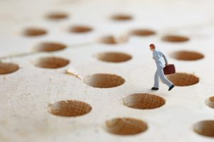 Risicomanagement: trap niet in de valkuilen