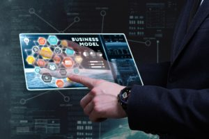 Bepaal de sterke punten van het businessmodel van de ontwrichter