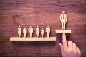 Organisatieverandering: talenten, verantwoordelijkheid en sterke punten