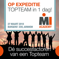 OP EXPEDITIE TOPTEAM in 1 dag!