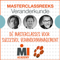 Masterclassreeks Veranderkunde – Start 24 april 2018