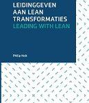 Cover Leidinggeven aan Lean Transformaties