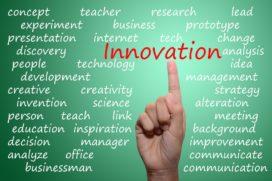 Innovatie vaak lukrake bezigheid