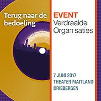 Event Verdraaide Organisaties – 7 juni 2017