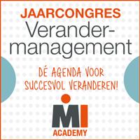 Jaarcongres Verandermanagement – 1 december 2017