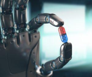 In de zorg zijn er zeer veel toepassingen van robotisering