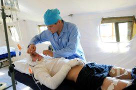 Minder sterfgevallen in ziekenhuizen door militaire communicatie