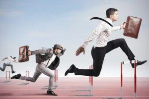 Hoe je de concurrentie voor blijft