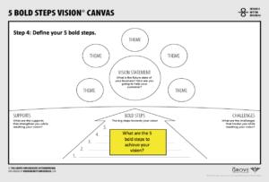 5 bold steps - step 4