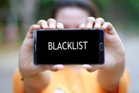 De zwarte lijst van dingen die je niet meer moet doen