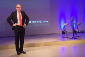 Paul Rulkens: een neuslengte voorsprong is genoeg