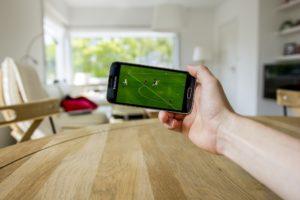 Reclames voor de Galaxy S5 gaven een krachtige boodschap af