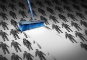 Afslankende ondernemingen hebben meer kans op faillissement