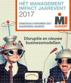 Hét Management Impact Event – 9 november 2017