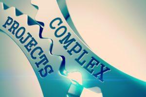 Verhoogde complexiteit bij internationale projecten