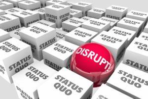 Disruptie, wat is het eigenlijk?