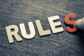 F*ck de regels!