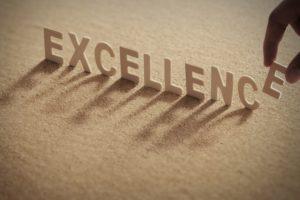 Tien uitstekende organiserende principes