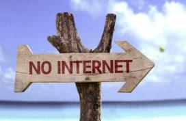 En wat als het hele internet plat gaat?