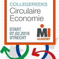 Collegereeks Circulaire Economie – Start 7 februari 2018