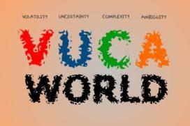 De VUCA-wereld waarin we leven
