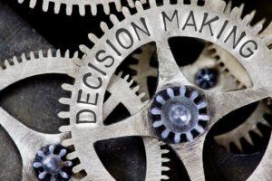 Stap voor stap naar betere besluitvorming