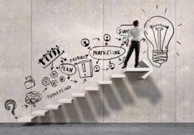 De vier C's van de connected marketingmix