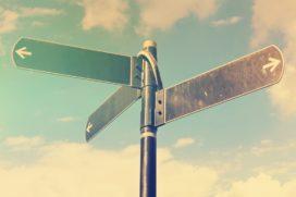 Valkuil: de richting wordt niet gedeeld