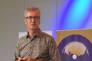 Ruud Klarenbeek: 'Blijf volstrekt grenzeloos denken, maar ga niet grenzeloos handelen'