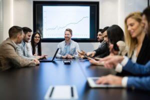In het kort: het probleem en de oplossing met vergaderingen