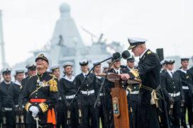 Voormalig Marine-commandant Verkerk: Ruimte zonder kaders is leegte