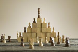 De geneugten van hiërarchie