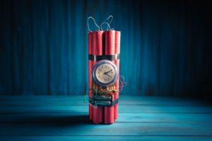 Saboteer je leiderschap op vijf manieren