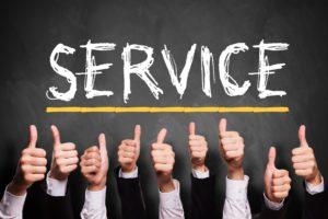 Roadmap naar uitmuntende dienstverlening