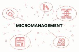 Micromanagen is dodelijk