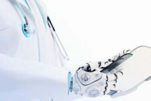 Zorgmarkt flirt met robots