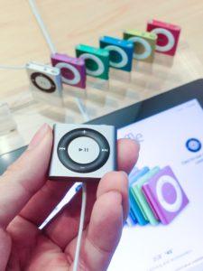 iPod is prachtig vormgegeven