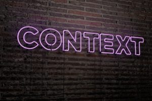 Samenspelen in verandering: context maken
