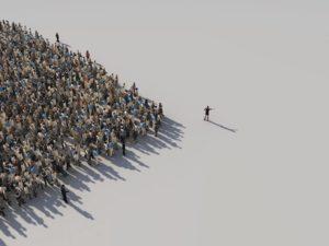 Een risicoleider werkt risicogestuurd, heeft waardevolle doelen als focus, subjectiveert, kwalificeert en gaat om met risico's, benut daarvoor processen en is een rolmodel.