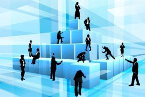 De behoefte aan organisatiestructuur blijft